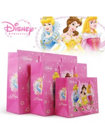 HO3147 - Gift Bag Princess DIsney Fashion  32 * 43 * 13,5 Cm