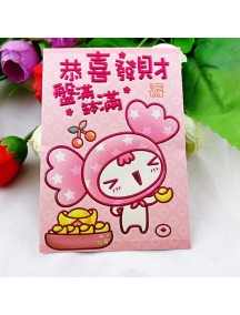 HO3160 - Angpao Model Cartoon