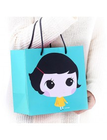 HO3187 - Gift Bag Doll Fashion  20 * 20 * 13 Cm