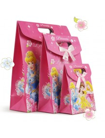 HO3198 - Gift Bag Princess Disney Fashion  31.5 * 13 * 24.5 Cm