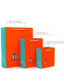 "HO3313D - Gift Bag Kado ""Especially For You"" Fashion 13.8 * 7.5 * 15.3 Cm"