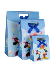 HO3322 - Gift Bag Micky Mini Disney Fashion  31.5 * 13 * 24.5 Cm