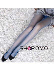 HO3551C - Stocking Fashion Polos (Biru)