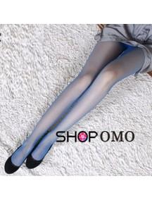 HO3551C - Stocking Fashion Polos (Biru)