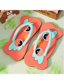 HO3556C - Sandal Fashion Cute Cartoon Model Burung Hantu