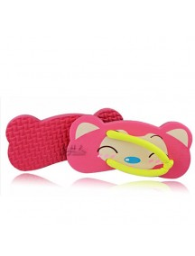 HO3557C - Sandal Fashion Cute Cartoon Model Red Fox