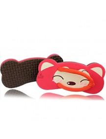 HO3557E - Sandal Fashion Cute Cartoon Model Orange Fox