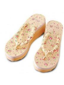 HO3561C - Sandal Fashion Model Cherry