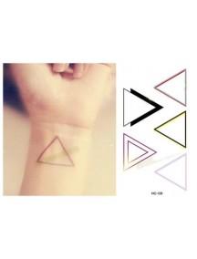 HO3631 - Tattoo Triangle Harajuku Style HC129