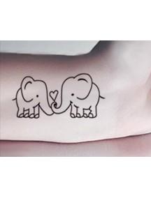 HO3665 - Tattoo Gajah HC81