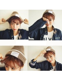 HO3677 - Topi Wool Fashion