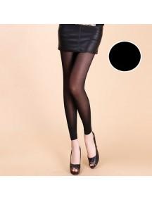 HO3908 - Stocking Fashion Polos (Hitam)