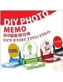WA1239 - Tempat Kartu Nama / Memo + Bingkai Foto/Logo