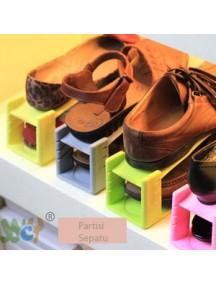 WA1310 - Rak Partisi Sepatu/Sandal