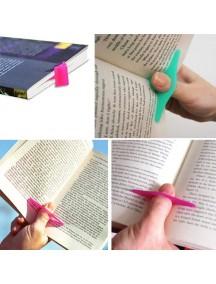 WA2255 - Alat Penahan Buku & Pembatas Buku (Random Color)