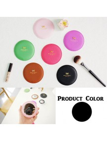 WA2387 - Kaca Make Up Fashion Portabel ( Hitam )