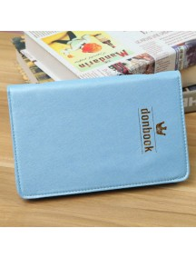 WA2599D - Buku Kartu Holder Donbook Crown