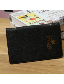 WA2599F - Buku Kartu Holder Donbook Crown
