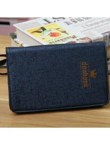 WA2599G - Buku Kartu Holder Donbook Crown