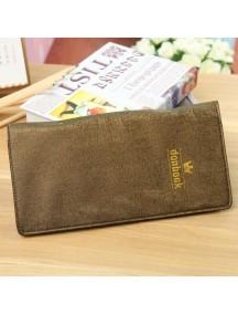 WA2600E - Buku Kartu Holder Donbook Crown