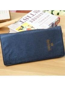 WA2600F - Buku Kartu Holder Donbook Crown