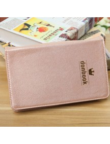 WA2601 - Buku Kartu Holder Donbook Crown