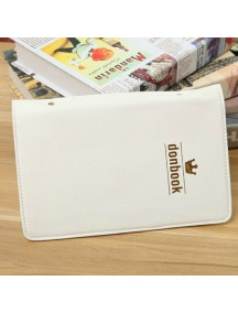 WA2601C - Buku Kartu Holder Donbook Crown
