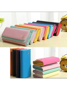 WA2614-1 - Dompet Fashion Crown Duo Color