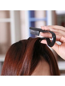 WA2617 - Sisir Fashion V Clip Comb