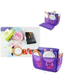 WA2658 - Tas Purple Fashion Multifungsi