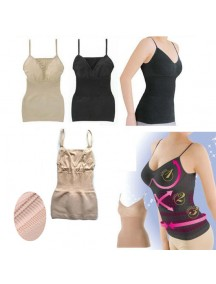 WA2705 - Alat Kecantikan Korset Fashion Serbaguna ( Cream - M )