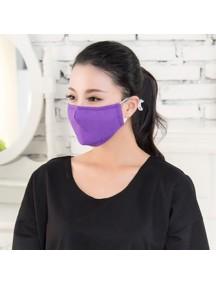 WA2742C - Masker Fashion Antibacterial (Ungu)