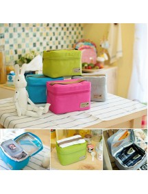 WA2874W - Storage Bag Tempat Penyimpanan Makanan Dengan Alumunium Foil