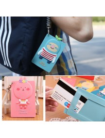 WA1984 - Bunny Card Holder / Bus Card