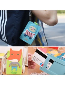 WA1992 - Fox Card Holder / Bus Card
