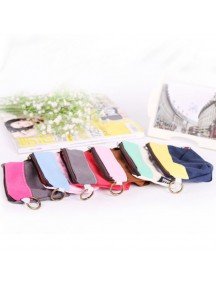 WA2285W - Dompet Koin Fashion Love Element Dual Color