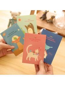 WA2798 - Buku Tulis / Memo Note Pad Cute