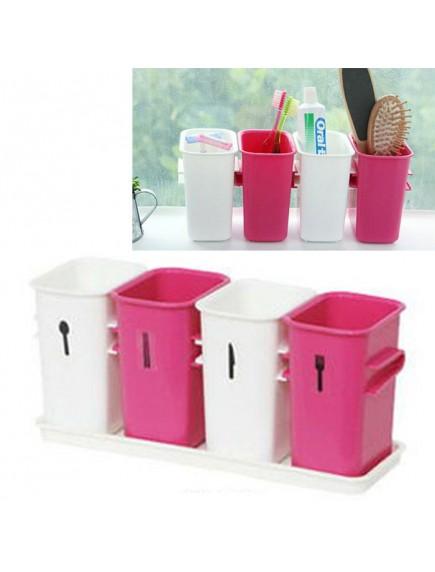 WA2825W - Storage Box Plastik / Tempat Penyimpanan Serbaguna Dengan Pengering
