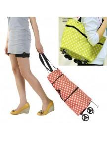 WA2885W - Tas TugBoat Shopping Bag Multifungsi Dengan Roda