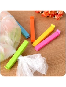 WA2981 - Alat Klip Penjepit Plastik Makanan Set 4pc