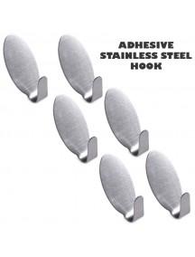 WA3027 - Stainless Steel Hook Tempelan Set 6 pc