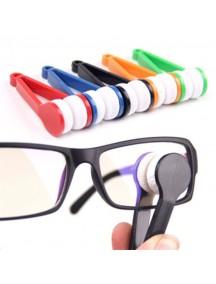 WA3046 - Alat Pembersih Kacamata Praktis Microfiber (Warna Random)
