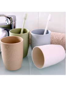 WA3048W - Gelas Kumur Sikat Gigi Toilet