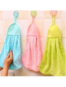 WA3050W - Handuk Kain Lap Tangan Cotton Candy Color